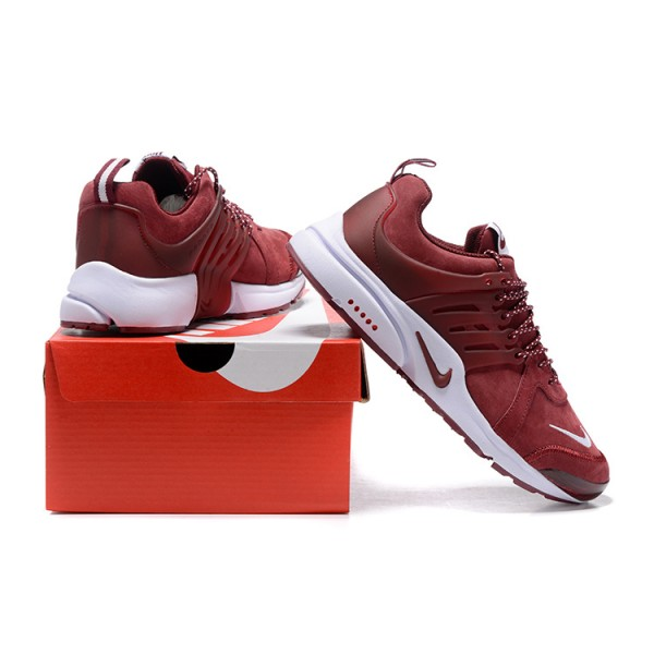 premium selection c5db7 e9320 Wholesale Cheap Nike Air Presto Shoes Pig Leather Women Men ...