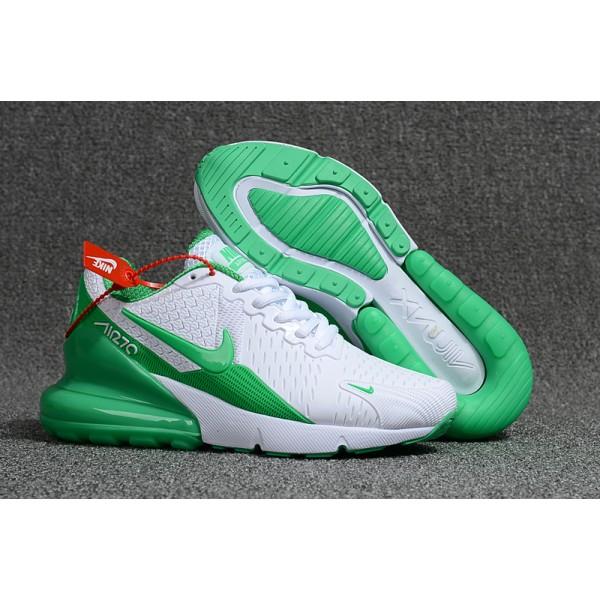 Wholesale Replica Nike Air Max 270 Womens Shoes White